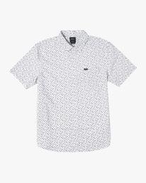 0 Pure Joy Short Sleeve Shirt Green AVYWT00197 RVCA