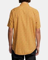 2 Pure Joy Short Sleeve Shirt Multicolor AVYWT00197 RVCA