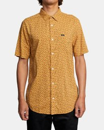 1 Pure Joy Short Sleeve Shirt Multicolor AVYWT00197 RVCA