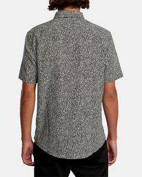 2 Matt Leines | Leines Short Sleeve Shirt Black AVYWT00223 RVCA