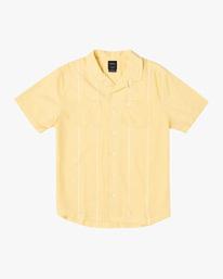 0 Kevin Spanky Long   KSL Easy Short Sleeve Shirt Multicolor AVYWT00224 RVCA