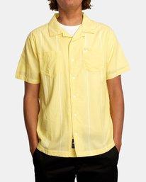 1 Kevin Spanky Long   KSL Easy Short Sleeve Shirt Multicolor AVYWT00224 RVCA