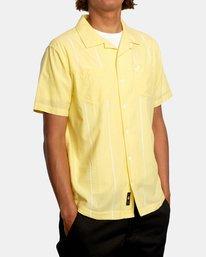 5 Kevin Spanky Long   KSL Easy Short Sleeve Shirt Multicolor AVYWT00224 RVCA