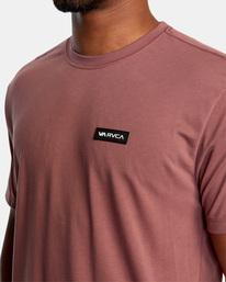 4 VA Sport   Icon Workout Shirt White AVYZT00184 RVCA