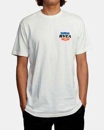 2 RODEO TEAM SS White AVYZT00471 RVCA