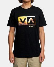1 BALANCE BOX SS Black AVYZT00479 RVCA