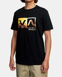 3 BALANCE BOX SS Black AVYZT00479 RVCA