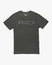0 Bleecher Short Sleeve Tee Black AVYZT00491 RVCA