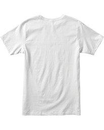 1 Billboard Workout Shirt White AVYZT00530 RVCA