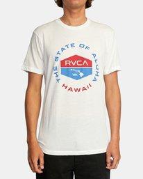 1 HAWAII FOCUSED SS White AVYZT00535 RVCA