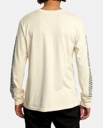 3 LEINES TRIBE LS Silver AVYZT00590 RVCA