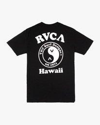 1 RVCA T&C Short Sleeve T-Shirt  AVYZT00698 RVCA