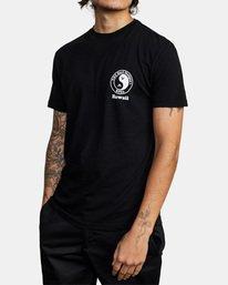 5 RVCA T&C Short Sleeve T-Shirt  AVYZT00698 RVCA