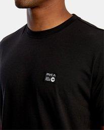 4 Matt Leines   VA Sport Faces Workout Shirt Black AVYZT00716 RVCA