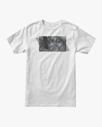 0 Gym Lay Workout Shirt White AVYZT00834 RVCA
