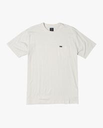 0 Harmonia Graphic Short Sleeve Tee White AVYZT00882 RVCA