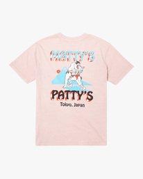 1 Matty Matheson | Matty's Patty's Tokyo Short Sleeve Tee Pink AVYZT01018 RVCA
