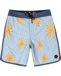 0 Boys FREEPORT TRUNK Blue B1072RFT RVCA