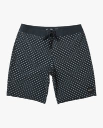 0 Boy's VA Printed Trunk Grey B155TRVA RVCA