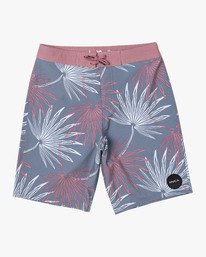 0 Boy's VA Printed Trunk Red B155TRVA RVCA