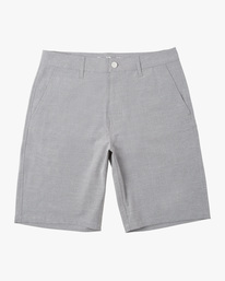 0 BOYS BALANCE HYBRID SHORT Orange B2031RBH RVCA