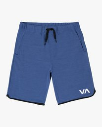 0 Boys VA SPORT SHORT III Blue B2062RSS RVCA