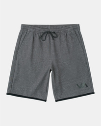 0 BOYS VA SPORT IV SHORT Grey B2063RSS RVCA