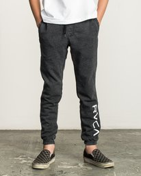 0 Boy's VA Guard Fleece Sweatpant  B301QRGU RVCA