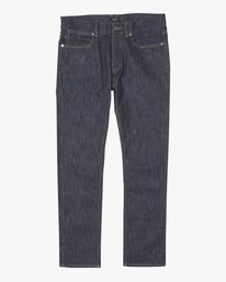 0 Boys Daggers Slim Fit Denim Blue B3023RDA RVCA