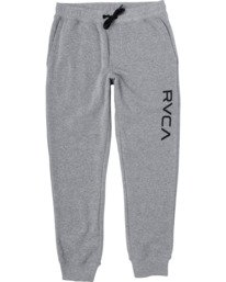0 Boys RIPPER II SWEATPANT Grey B3053RRI RVCA