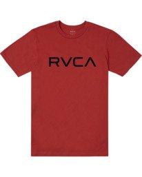 0 BOYS BIG RVCA SHORT SLEEVE TEE  B4013RBI RVCA