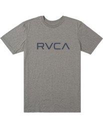 0 BOYS BIG RVCA SHORT SLEEVE TEE Green B4013RBI RVCA