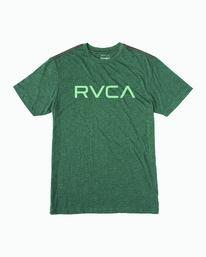 0 Boys BIG RVCA SHORT SLEEVE T-SHIRT Multicolor B4013RBI RVCA