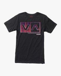 0 Boy's Riso Box T-Shirt  B401SRRI RVCA