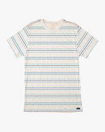 0 Boy's Feeder Stripe T-Shirt  B406QRFE RVCA