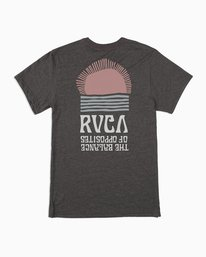 0 Boy's Daybreak T-Shirt Black B409TRDA RVCA