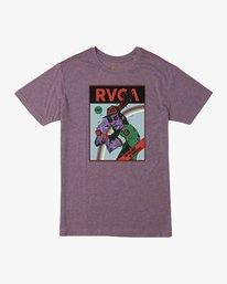 0 Boy's McMillan Play Ball T-Shirt  B409URPB RVCA