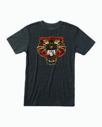 0 Boy's Ben Venom Night Lurker T-Shirt  B409WRNL RVCA