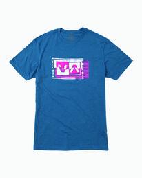 0 COPY BOX SS Blue B410QRCO RVCA