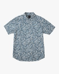 0 Boy's Barrow Short Sleeve Shirt  B501NRBA RVCA