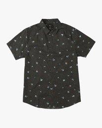 0 Boy's Scattered Printed Shirt  B506QRSC RVCA