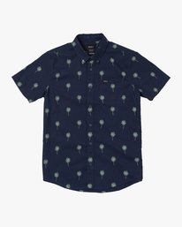 0 Boys THATLL DO PRINT SHORT SLEEVE SHIRT Blue B508TRTP RVCA