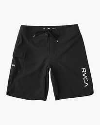 0 Boy's Eastern Boardshorts Black B5104EAS RVCA