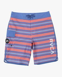 0 BOY'S EASTERN TRUNK Pink B5104EAS RVCA