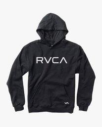 0 Boy's Big RVCA Po Hoodie  B606QR0B RVCA