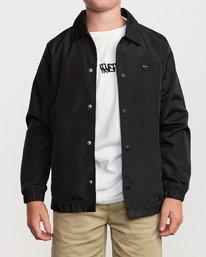 1 Boys Berni Coaches Jacket  B721VRBE RVCA