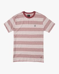 0 Boy's Pommier Striped Shirt  B904SRLS RVCA