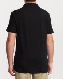 2 Boys Delancy Polo Shirt  B908VRPP RVCA