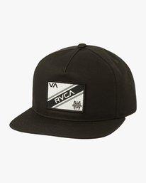 0 Boy's Places Snapback Hat  BAHWSRNP RVCA