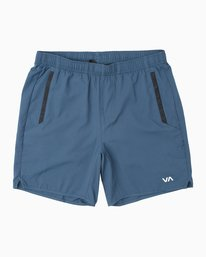 "0 Boy's Yogger 3 15"" Short Blue BL204YGR RVCA"